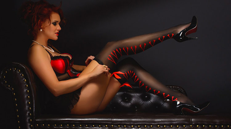 mistress bavaglio strapon